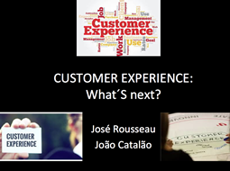 Customer Experience: What next